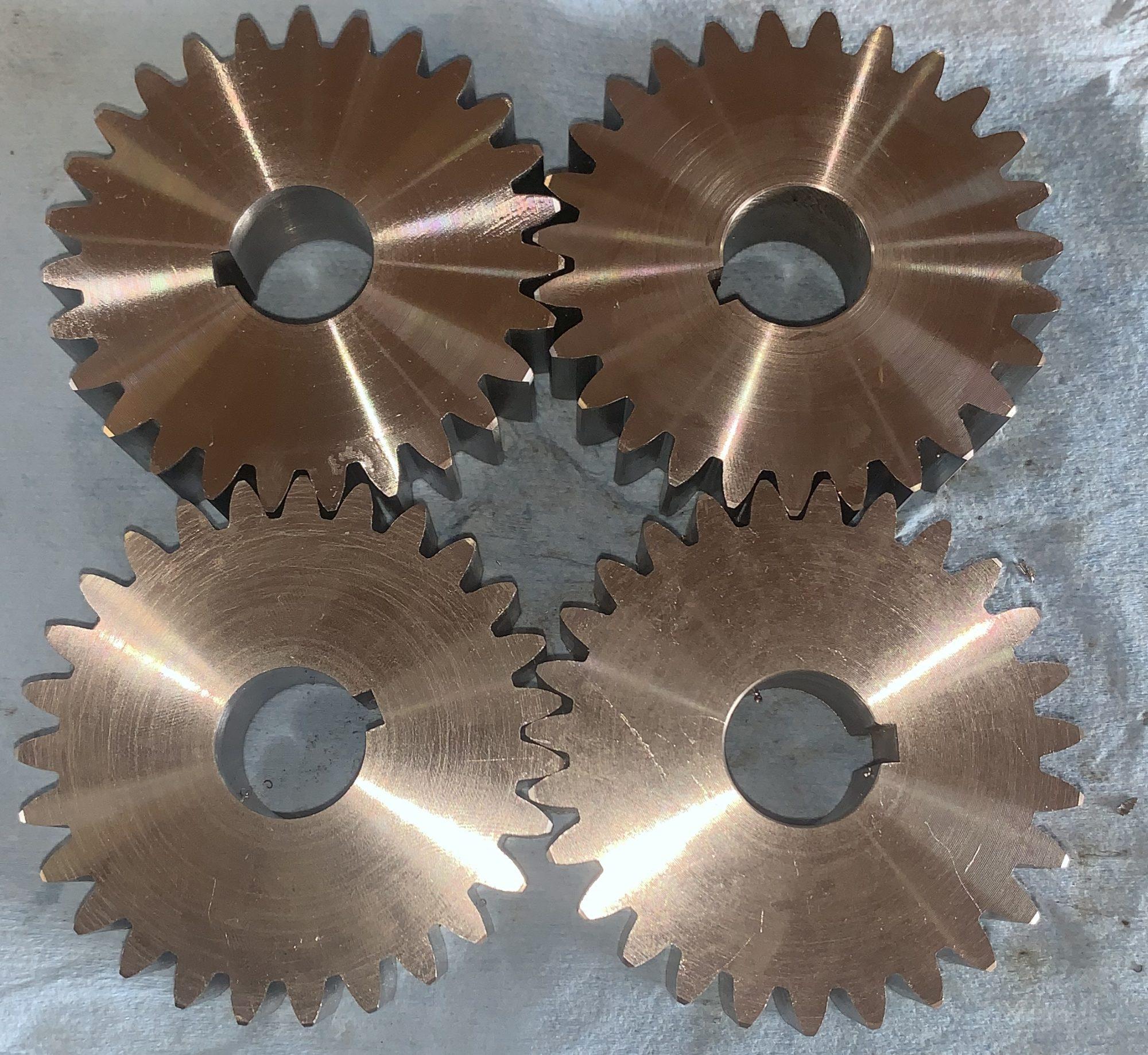 Dales machining
